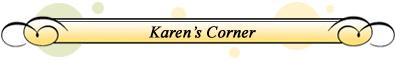 Karen's Corner